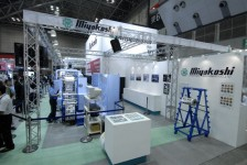 JGAS2008-04/展示ブース施工