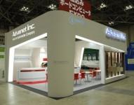 ESEC 第12回 組込みシステム開発技術展-2/展示ブース施工