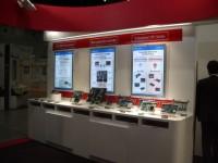 Embedded Tecnology 2009-05/展示ブース施工