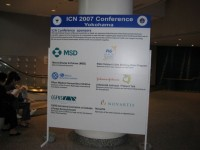ICN 2007 Conference Yokohama-05/事務局・セミナーの運営