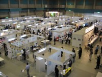 第1回たかまつしんきんビジネスマッチングフェア2007-07/事務局・セミナーの設営