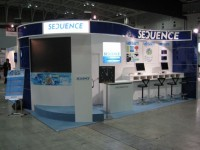 Electronic Design and Solution Fair 2008-01/展示ブース施工