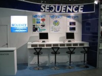 Electronic Design and Solution Fair 2008-02/展示ブース施工