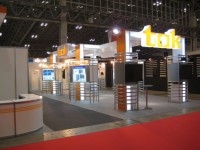 SEMICON JAPAN 2009-02/展示ブース施工
