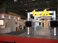 SEMICON JAPAN 2009-041/展示ブース施工