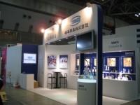 インターフェックスジャパン2009-04/展示ブース施工