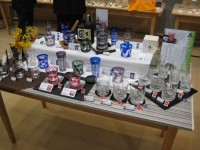 JAPAN GLASSWARE TRADE SHOW 2010-04/展示ブース施工
