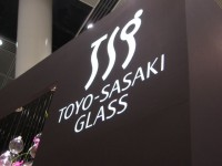 JAPAN GLASSWARE TRADE SHOW 2010-06/展示ブース施工