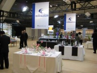 JAPAN GLASSWARE TRADE SHOW 2010-09/展示ブース施工