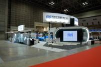JGAS2009総合印刷機材展-01/展示ブース施工
