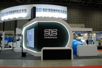 JGAS2009総合印刷機材展-03/展示ブース施工