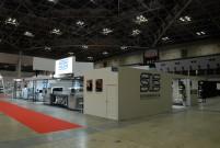 JGAS2009総合印刷機材展-04/展示ブース施工