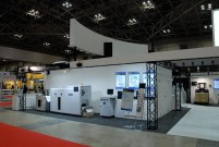 JGAS2009総合印刷機材展-05/展示ブース施工