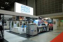 JGAS2009総合印刷機材展-06/展示ブース施工