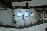 JGAS2009総合印刷機材展-08/展示ブース施工