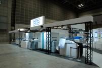 JGAS2009総合印刷機材展-09/展示ブース施工
