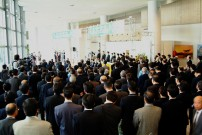 いよぎんビジネス商談会-01/事務局・セミナーの設営